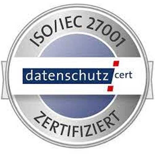 CERT Datenschutz Zertifikat